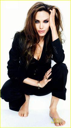 Angelina Jolie - i love her