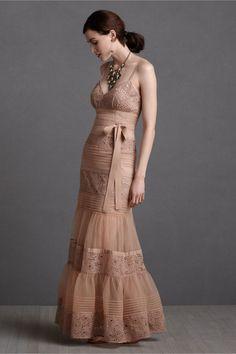 color-Rosewater Parfait Dress in SHOP Sale Bridesmaids & Party Dresses at BHLDN