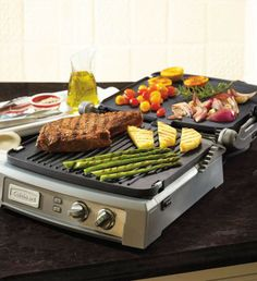 Don't let freezing temperatures keep you from grilling your favorite foods!