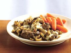 Slow Cooker French Onion Beef