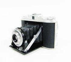 Vintage Folding Camera. $32.00, via Etsy.