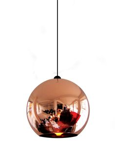 Copper Shade by Tom Dixon on ECC
