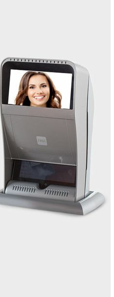 iTOi™ for optimal video-chatting available at Brookstone.