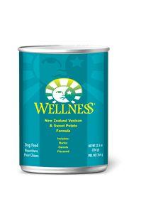 Wellness Canned Super5Mix Venison & Sweet Potato Recipe