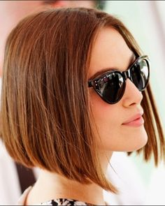 Best Chin Length Bob Haircuts 2013