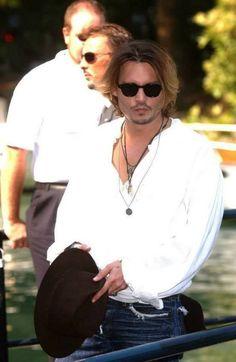 O-M-G Johnny Depp