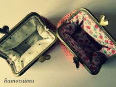 crochet coin purse / monedero crochet