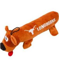 Longhorn Pet Toy  #cute #puppy #hookem #UT