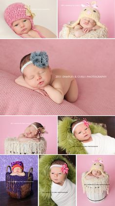 What a GORGEOUS baby girl, and BEAUTIFUL newborn photos.