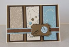 A Little Bird Told Me by Nell Belle - Cards and Paper Crafts at Splitcoaststampers