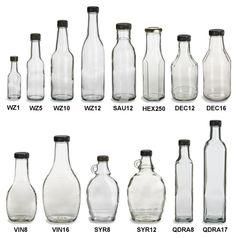glass bottles...for cheap