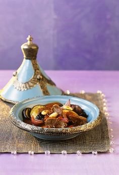 Moroccan Lamb Tagine With Sweet Honey Figs Recipes — Dishmaps