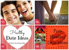Healthy Date Ideas!