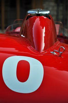 Ex - Juan Manuel Fangio 1956 Ferrari 290 MM