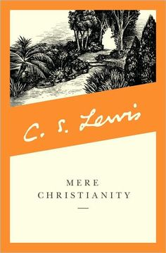 Mere Christianity by C.S. Lewis.  This is one of those books where you could read it 20 times and still find something new to think about every single time.