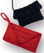 Crochet bag patterns on Pinterest Crochet Purse Patterns ...