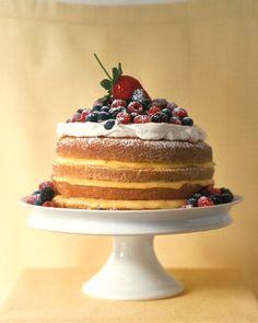 1-2-3-4 Lemon Cake RECIPE