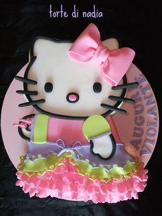 Hello Kitty Princess Cake