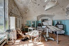 "New Book ""Soviet Ghosts"" by Rebecca Litchfield: abandoned_soviet_05.jpg"
