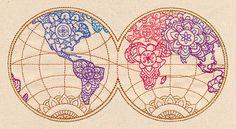 mendhika map