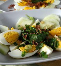 Recipe for Thai Egg Salad