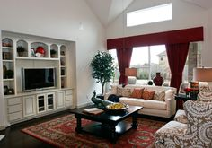 Living Room  #lennardreamhome