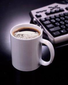O café é inspiração...