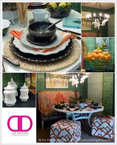 Adamsleigh Showhouse: Breakfast Nook Design by Leslie Moore | The Decorating Diva, LLC