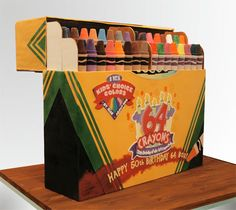 """One day I will order a cake from 'Ace of Cakes"""" new LA store. I LOVE this one - :) gluten free of course...."""