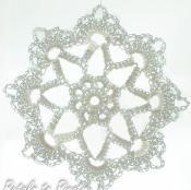 Grandma Jennie's Snowflake: Part 2 - via @Craftsy