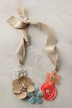 Pretty necklace.
