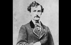 Stage actor and Confederate sympathize John Wilkes Booth, in a portrait taken some time before he assassinated President Abraham Lincoln in 1865. Booth and a group of co-conspirators planned to kill Lincoln, Vice President Andrew Johnson, and Secretary of State William Seward, hoping to assist the Confederacy, despite the earlier surrender of Robert E. Lee. After he shot Lincoln at Ford's Theater, in Washington, D.C., on April 14, 1865, he fled to a farm in rural northern Virginia, but was track