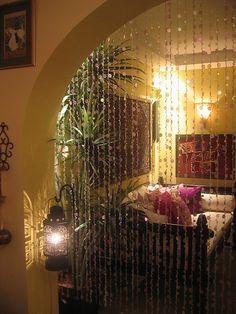 bead curtain