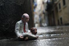 Street Art. Little People | Spain