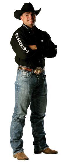 Matt Reeves :: Rodeo :: Steer Wrestling :: CINCH® Endorsee