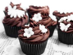 Schokoladen-Cupcake Rezept
