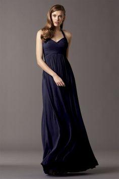 Watters Maids Dress Mulberry Style 4513 | Watters.com