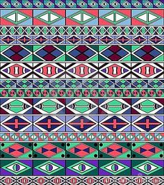 pattern idea: Google Image Result for http://www.dreamstime.com/african-tribal-art-pattern-thumb14404969.jpg