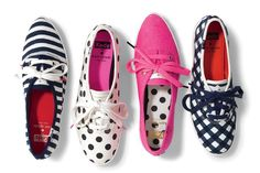 Kate Spade for Keds, coming in February! Shut up. PRAISE THE LORD.