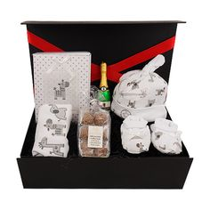 The perfect #babyshower gift full of all the luxury essentials for Mum and #Baby.