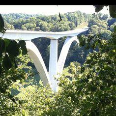 Natchez Trace Parkway near Franklin, TN
