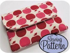 cute wallet pattern