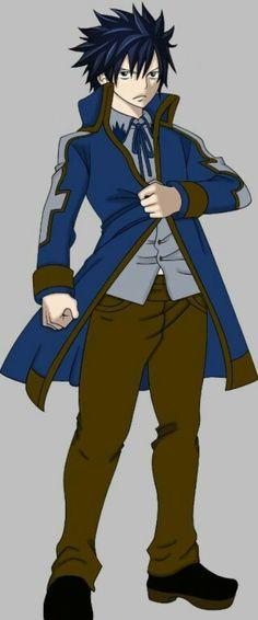 Gray Fullbuster - Fairy Tail