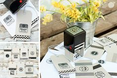 Return to Sender - Return Address Stamps for 67% Off! #stamps pickyourplum.com