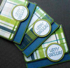 Teen Boy Birthday Gift Card / Money Holder  by SewColorfulDesigns, $3.50