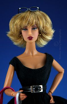 Fashion Doll, great hair.