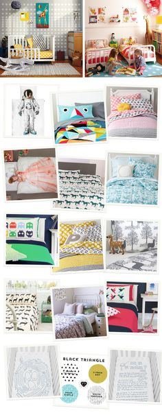 Kids Bedding over on thescoutnz.com