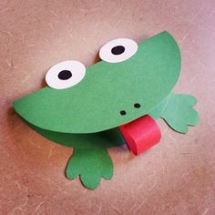 Rrribbit...frogs are a-leaping all over Alamito's preschool storytime this week! Come join us for a good & hop-p-ning time!
