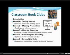 Literature Circle Resource