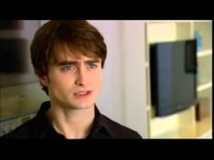 Daniel Radcliffe: Being Harry Potter. Super long video, but really neat